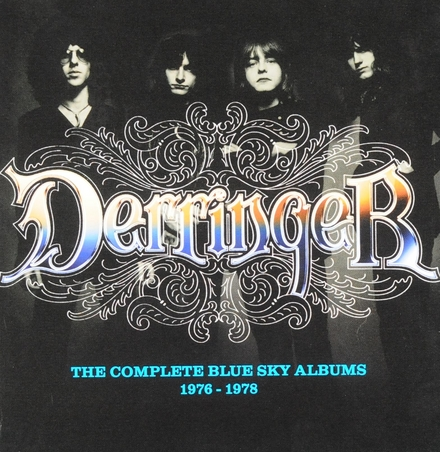 The complete Blue Sky albums 1976-1978