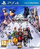 Kingdom hearts HD II.8 : final chapter prologue