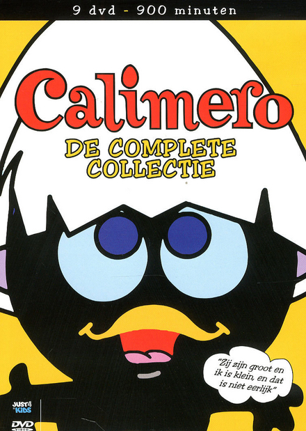 Calimero : de complete collectie