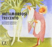 Metamorfosi trecento : transformations du mythe dans l'Ars Nova