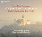 Ein' feste Burg ist unser Gott : Festliche Kantaten zur Reformation