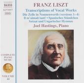 Complete piano music 44. vol.44