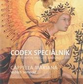 Codex speciálník : Polyphony in Prague around 1500