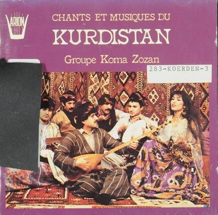 Chants et musiques du Kurdistan