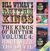 The kings of rhythm : Race with the devil. Vol. 4