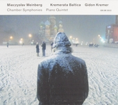 Chamber symphonies - Piano quintet