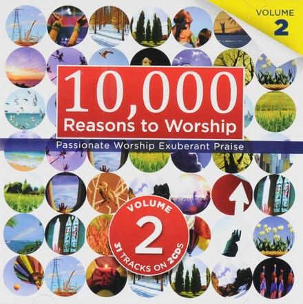 10,000 reasons to worship. vol.2