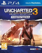 Uncharted 3 : Drake's deception : remastered