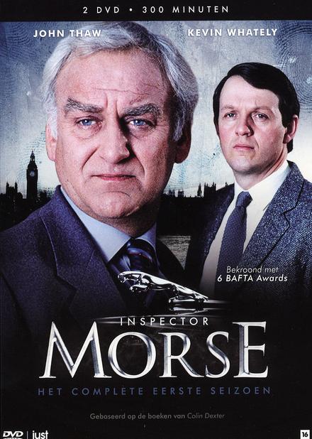 Inspector Morse. Het complete eerste seizoen