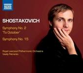 Symphonies nos. 2 and 15