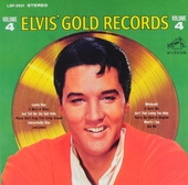 Elvis' gold records. vol.4