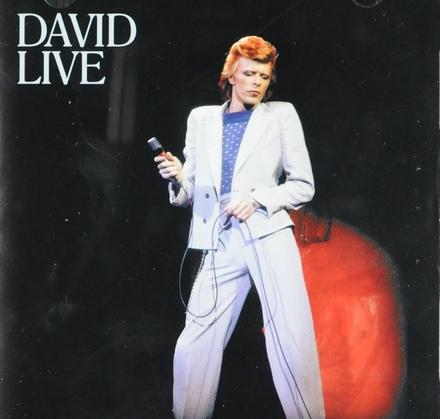 David live : David Bowie at the Tower Philadelphia (2005 mix)