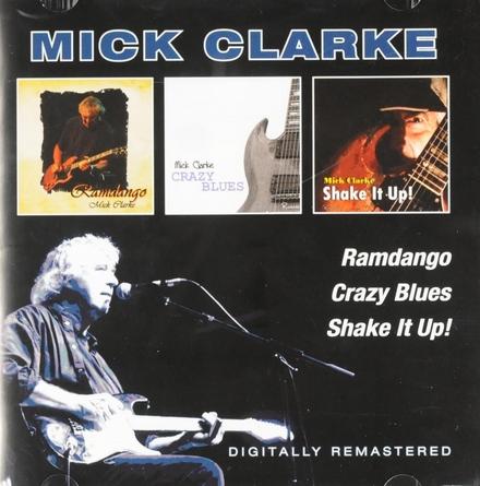 Ramdango ; Crazy blues ; Shake it up!