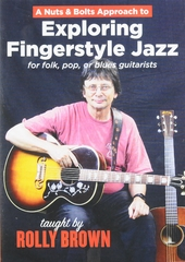 A nuts & bolts approach to exploring fingerstyle jazz