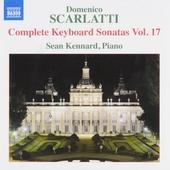 Complete keyboard sonatas vol.17. vol.17