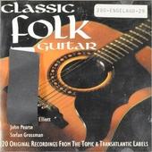 Classic folk guitar