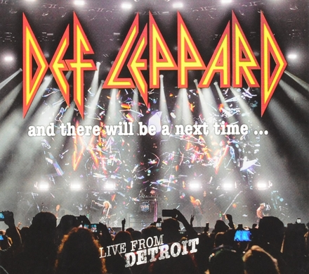 And there will be a next time... : Live from Detroit
