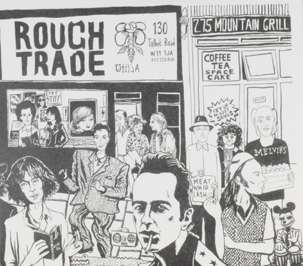 Rough Trade : Counter culture 2016