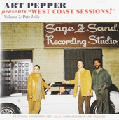 Art Pepper presents West Coast Sessions!. vol.2: Pete Jolly
