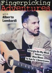 Fingerpicking adventures with Alberto Lombardi