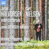 Nordic violin concertos