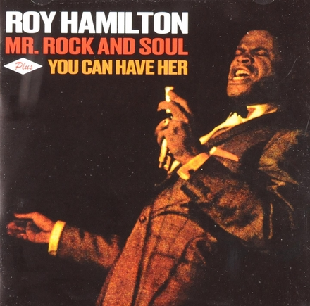 Mr. rock and soul ; You can have her