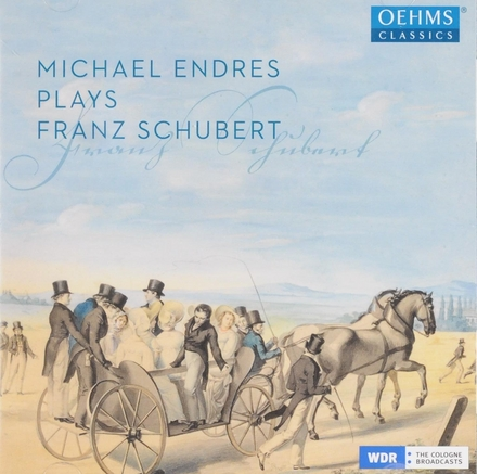 Michael Endres plays piano works by Franz Schubert