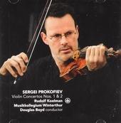 Violin concertos Nos. 1 & 2