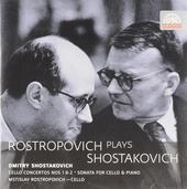 Rostropovich plays Shostakovich