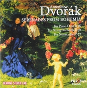Serenades from Bohemia