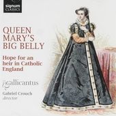 Queen Mary's big belly : hope for an heir in catholic England
