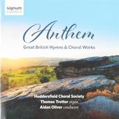 Anthem : Great British hymns & choral works