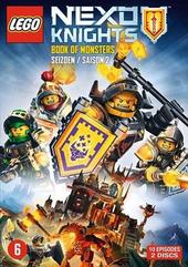 Lego Nexo knights. Seizoen 2, Book of monsters
