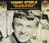 Three classic albums plus singles and EP tracks