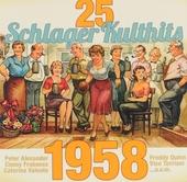25 Schlager kulthits 1958