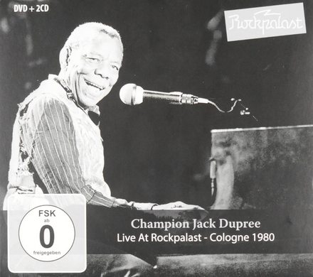 Live at Rockpalast - Cologne 1980