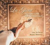 La gioia : Violin sonatas op.V