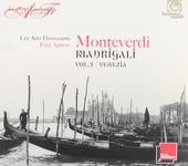 Madrigali. Vol. 3, Venezia