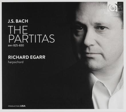 The partitas : BWV.825-830