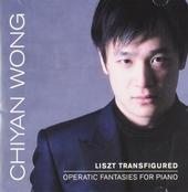 Liszt transfigured : operatic fantasies for piano