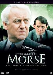 Inspector Morse. Het complete vierde seizoen