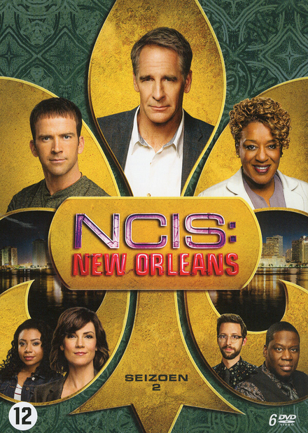 NCIS New Orleans. Seizoen 2
