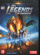 Legends of tomorrow. Season 1