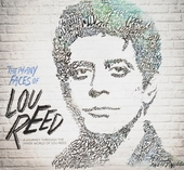 The many faces of Lou Reed