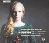 Violin concerto no.1, op.77