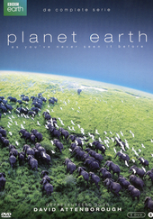 Planet earth : as you've never seen it before : de complete serie