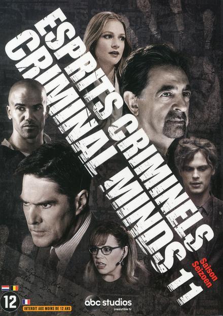 Criminal minds. Seizoen 11