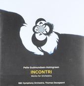 Incontri : Works for orchestra