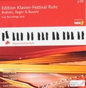 Edition Klavier-Festival Ruhr : Live recordings 2016. vol.35