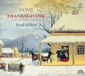 Home to Thanksgiving : Songs of thanks and praise